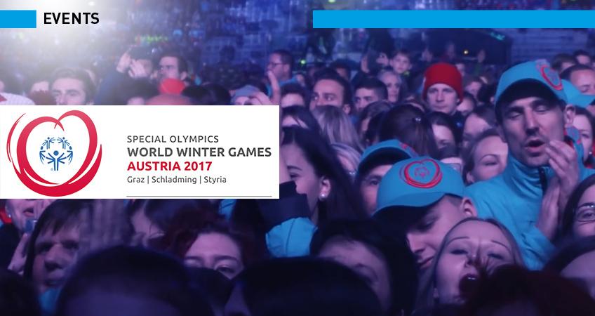 SPECIAL OLYMPIC 2017 - Videokoordination von Groox Film